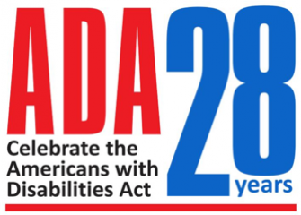 ADA 28 years Celebrate the Americans with Disabilities Act