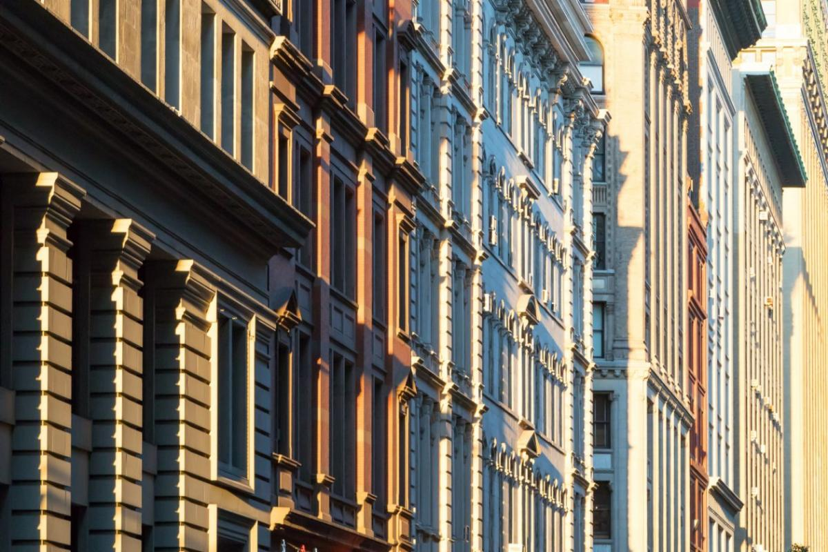 NYC Townhomes