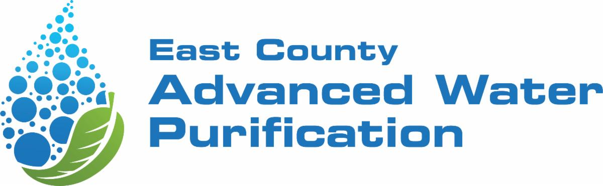 Logo: East County Advanced Water Purification