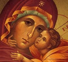 Theotokos and Christchild