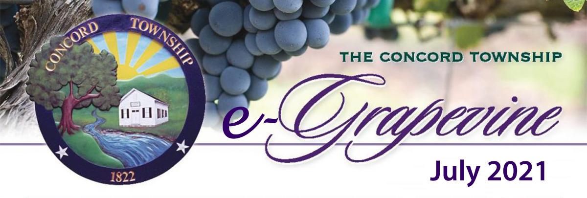 July 2021 e-Grapevine