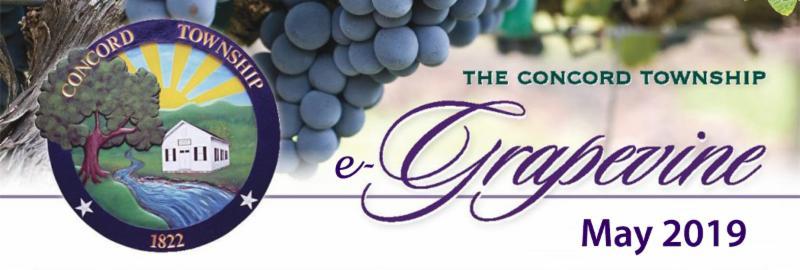 May 2019 e-Grapevine Newsletter