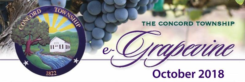 October 2018 e-Grapevine