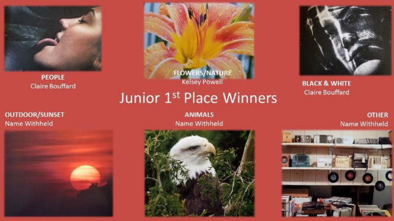 Juniors Winners