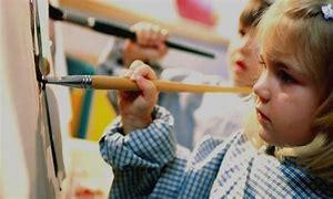Kid's Painting