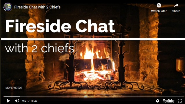 Two Chiefs Fireside Chat