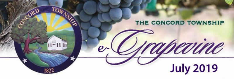 July 2019 eGrapevine Newsletter