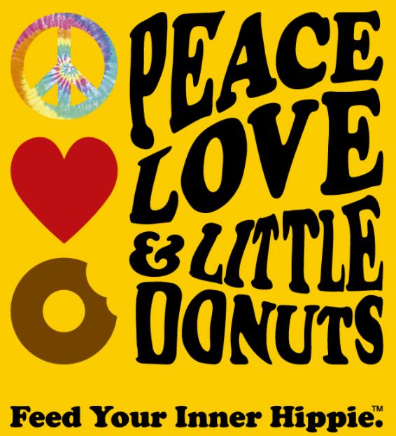 Peace Love and Little Donuts
