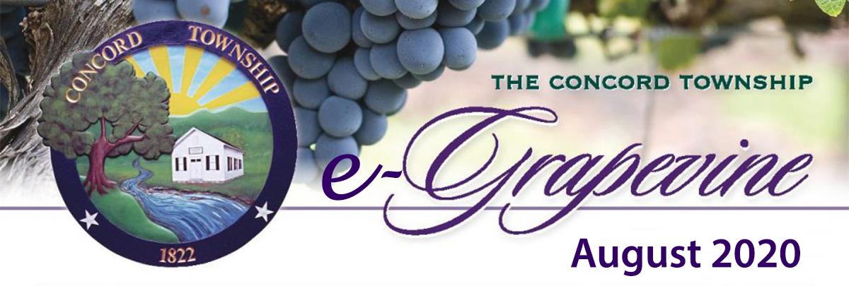 August 2020 e-Grapevine