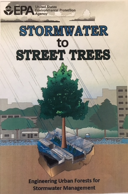 Stormwater to Street Trees