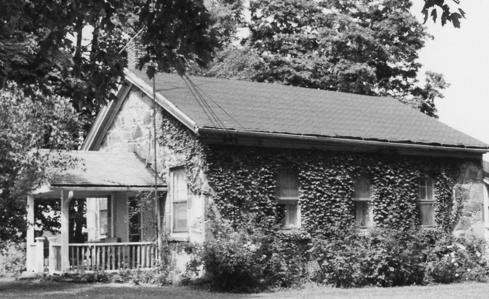 Old Stone School