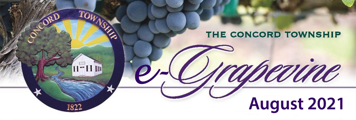 August 2021 eGrapevine
