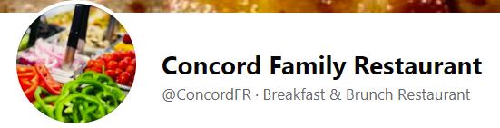 Concord Family Restaurant