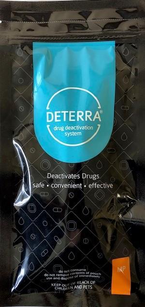 disposal bag