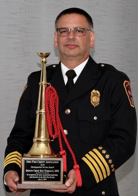 Deputy Chief Terriaco