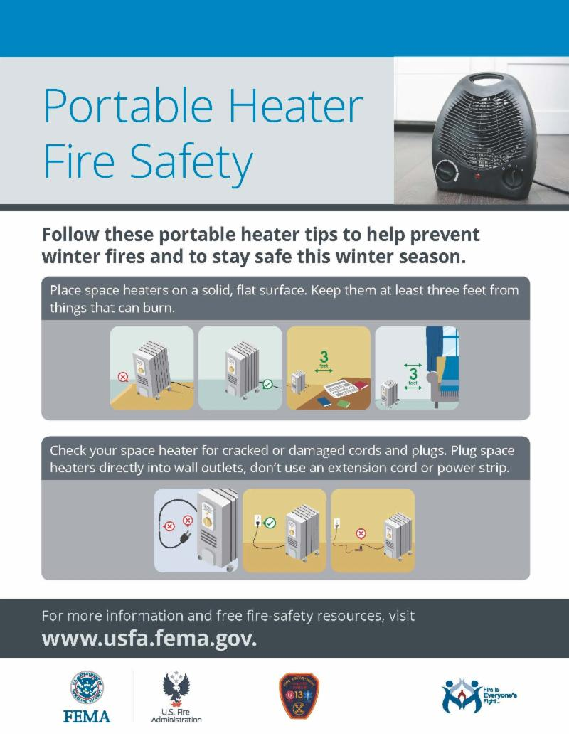 Portable Heater Safety