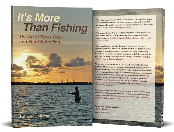 It's More Than Fishing by Patrick Murray