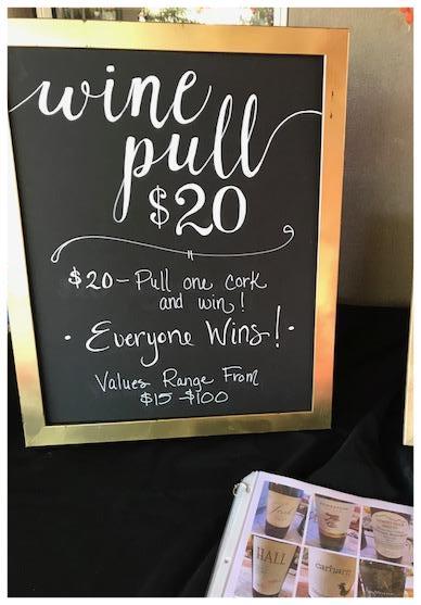 Wine Pull