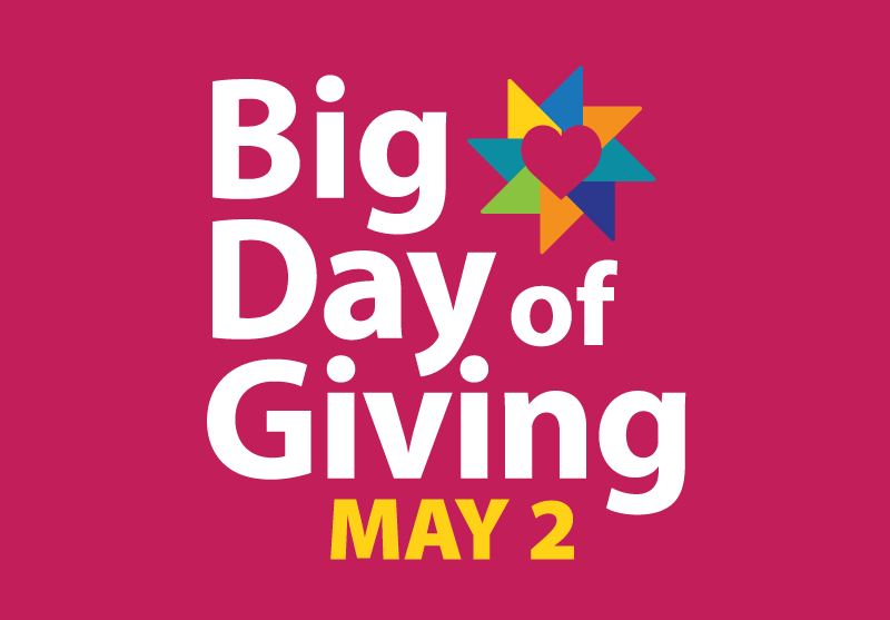Big Day of Giving graphic