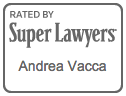 Rated by Super Lawyers: Vacca Divorce Law & Mediation