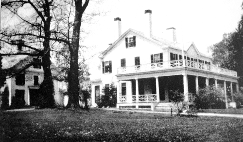Rev Sanger House