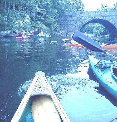 Johnson Canoe Run