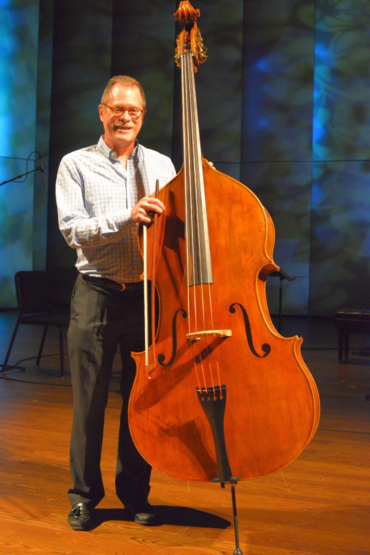 Build a Bass - David Murray