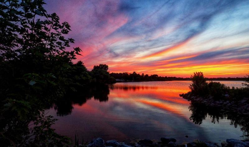 Lake Holmes Lincoln NE