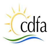 cdfa logo