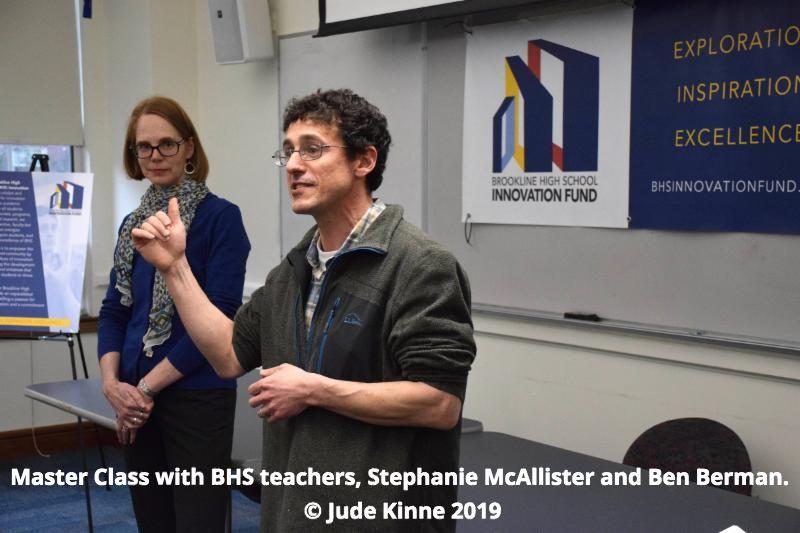 Stephanie McAllister and Ben Berman_Masterclass 2019_Photo by Jude Kinne 2019.jpg