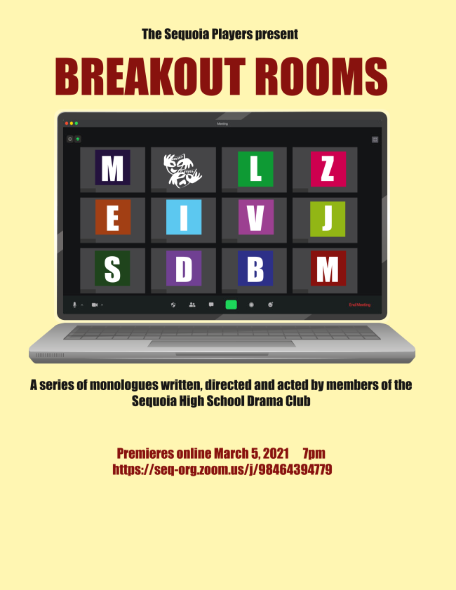 Drama - Breakout Rooms