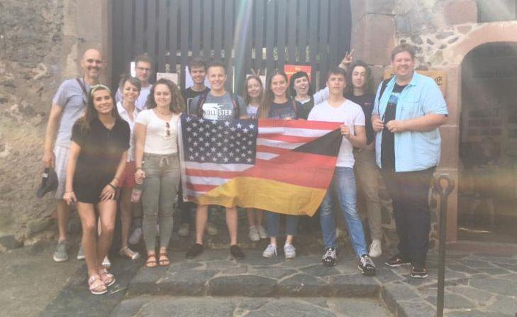 German Exchange 2019