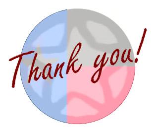 thank you logo sharp