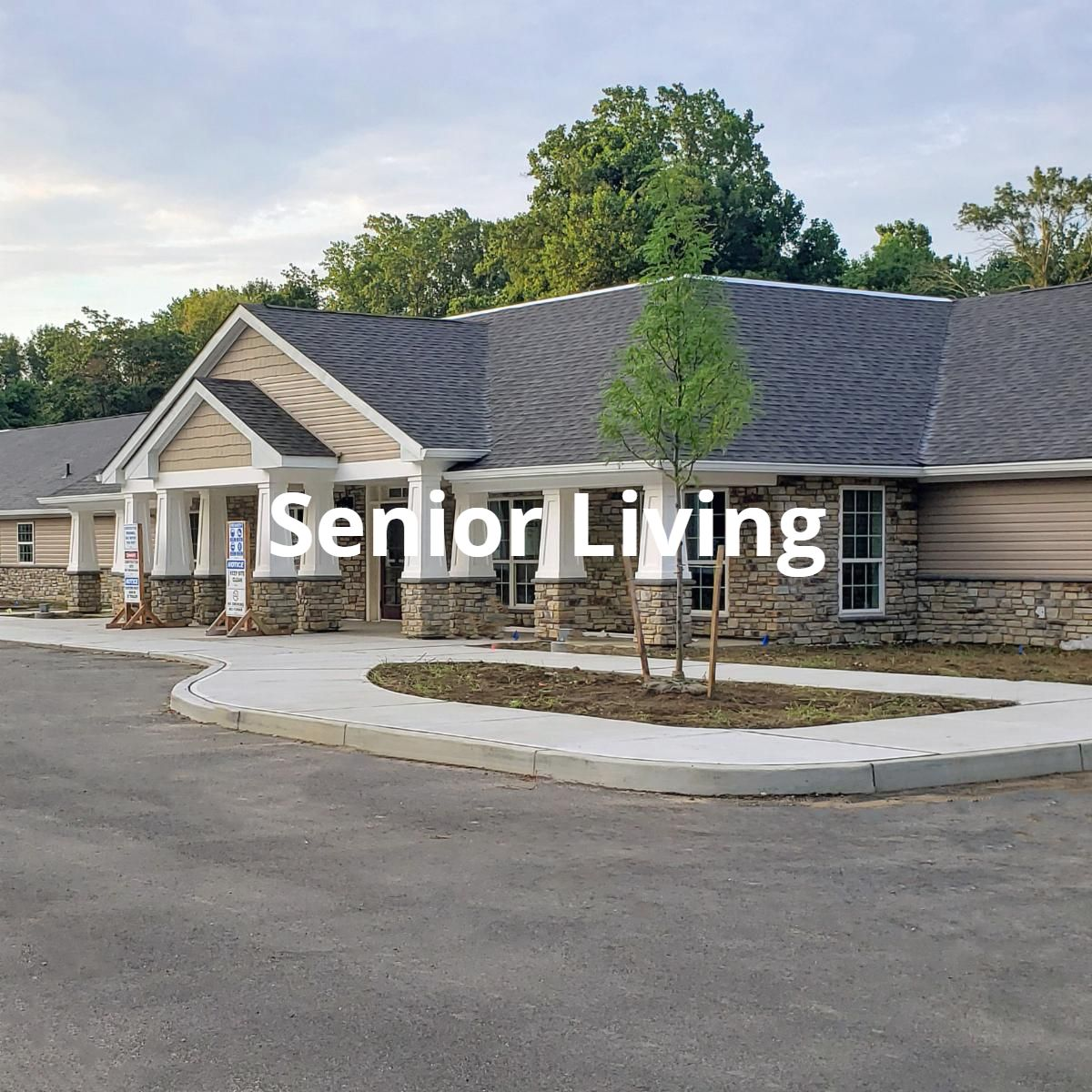 click to view more Senior Living projects