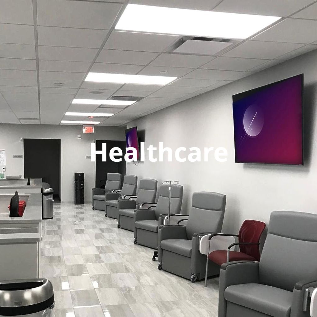 click to see more Healthcare projects