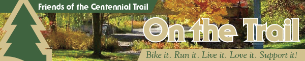 On The Trail header