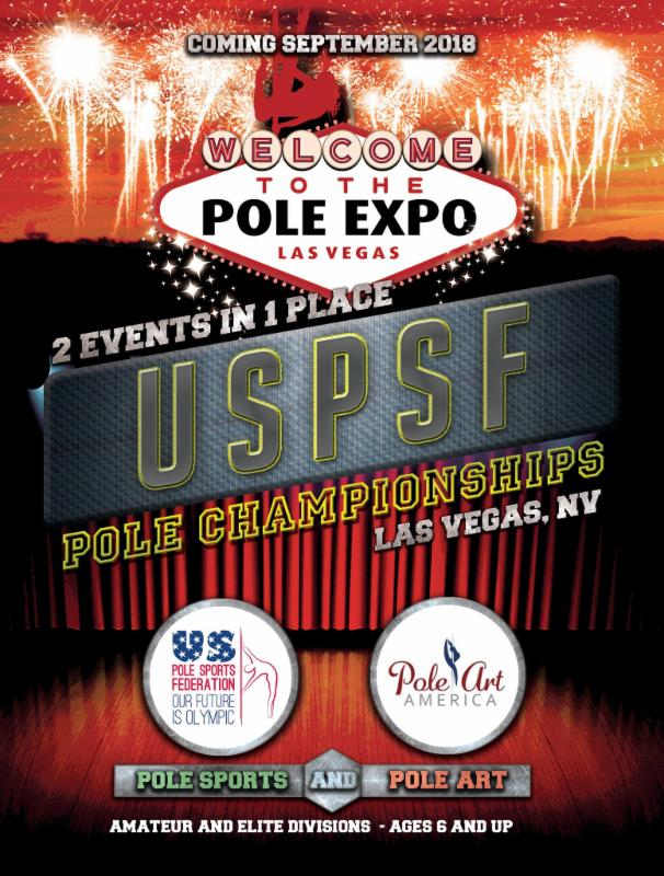 USPSF AT POLE EXPO 2018 FLYER