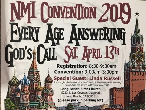 NMI Convention 2019 – Highland Avenue Community Church