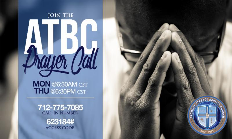 Prayer for Memphis and the Midsouth Region is Wednesday