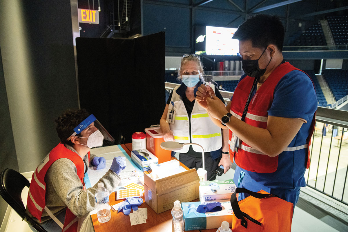 Vaccine preparation image