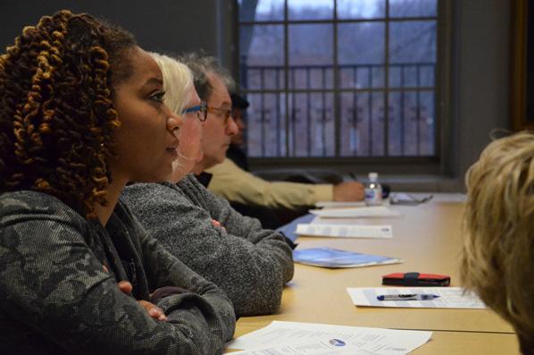 Cura Personalis Fellowship Meeting