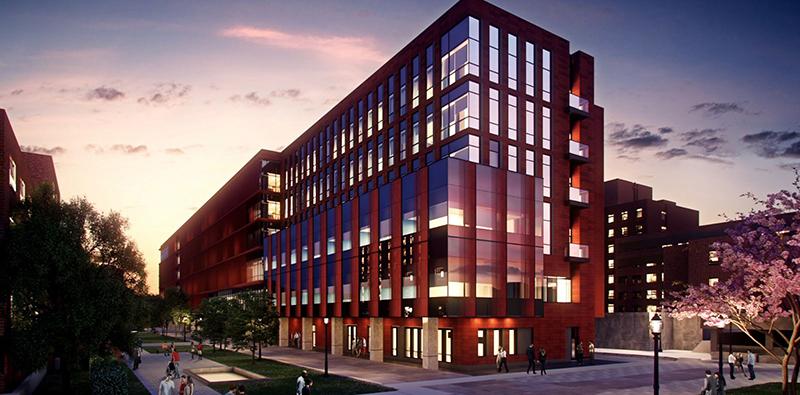 Rendering of the MedStar Georgetown University Hospitals MedicalSurgical Pavilion