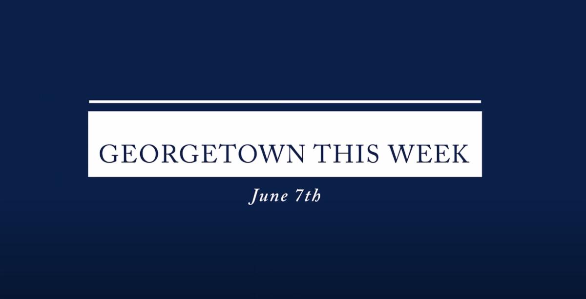 Screenshot of Georgetown This Week thumbnail
