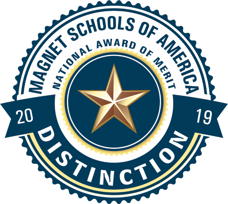Magnet Schools of America 2019 Distinction Award