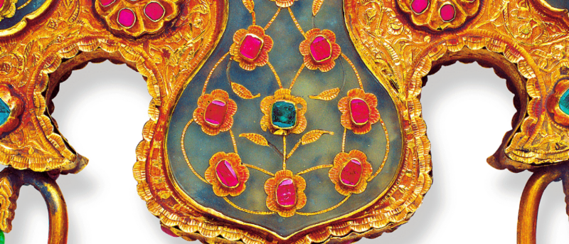 """The Treasures and the Tradition of """" Lâle"""" in the Ottoman Empire"""