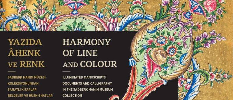 Harmony and Colour in Calligraphy