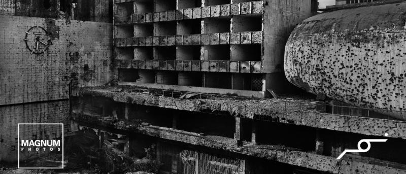 Josef Koudelka: The Wall/Beirut