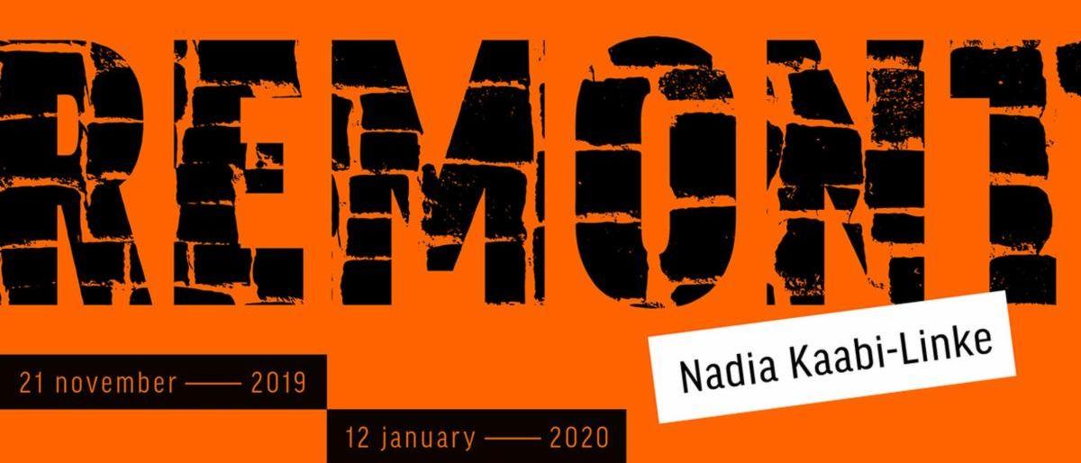 Remont: Nadia Kaabi-Linke