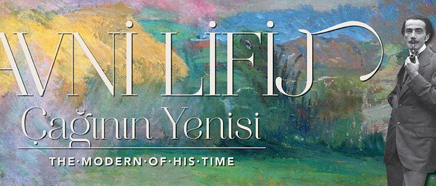 Avni Lifij. The Modern of His Time