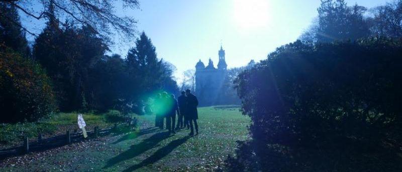 Panic in Saksen Park